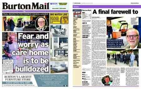 Burton Mail – August 25, 2018