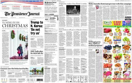 The Providence Journal – November 08, 2017
