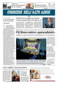 Corriere dell'Alto Adige - 17 Dicembre 2017