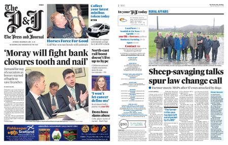 The Press and Journal Moray – December 08, 2018
