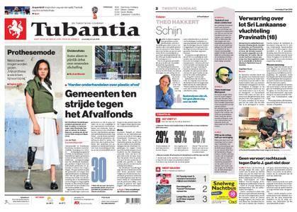 Tubantia - Enschede – 27 juni 2018