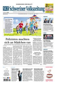 Schweriner Volkszeitung Hagenower Kreisblatt - 01. Juni 2019