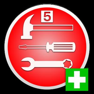 TinkerTool System 5.94 Multilingual macOS