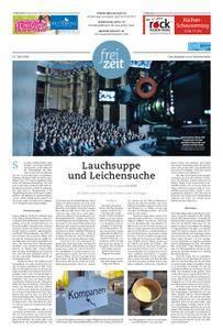 Hohenloher Zeitung Öhringen - 12. Mai 2018