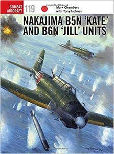 Nakajima B5N 'Kate' and B6N 'Jill' Units (Combat Aircraft)