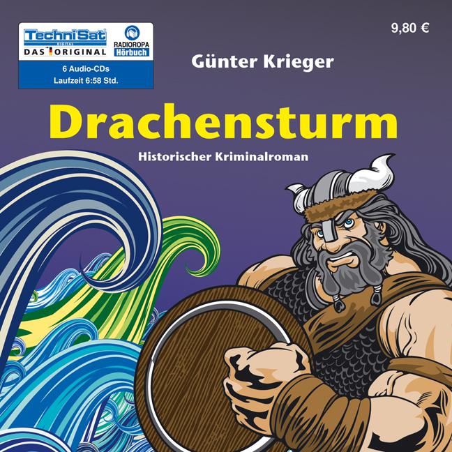 Günter Krieger - Drachensturm