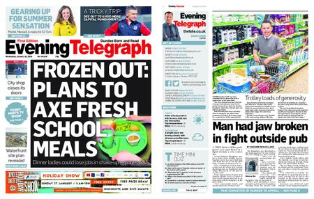 Evening Telegraph First Edition – January 23, 2019