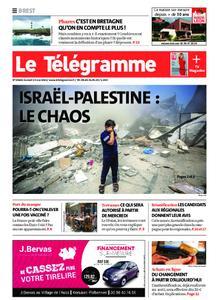 Le Télégramme Brest – 15 mai 2021