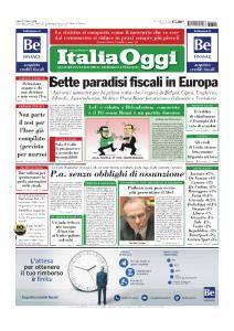 Italia Oggi - 8 Marzo 2018