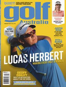 Golf Australia - February 2019