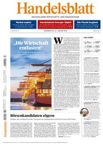 Handelsblatt - 24. Januar 2019