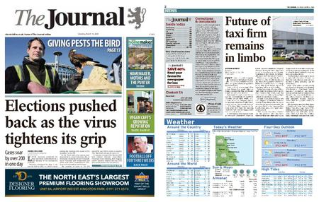 The Journal – March 14, 2020