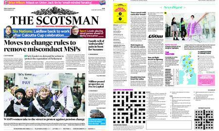 The Scotsman – March 09, 2018