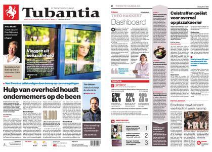 Tubantia - Enschede – 19 mei 2020