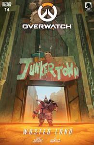 Overwatch 014 - Junkertown - Wasted Land 2017 digital-Empire