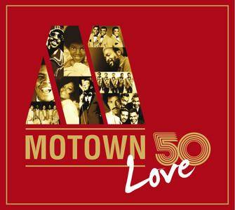 V.A. - Motown 50 Love (3CD Box Set, 2009)