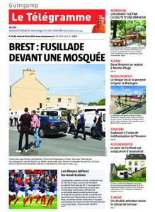 Le Télégramme Guingamp – 28 juin 2019
