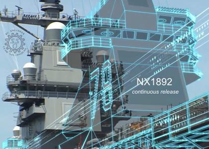 Siemens NX 1892