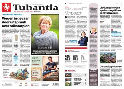 Tubantia - Enschede – 04 juni 2019