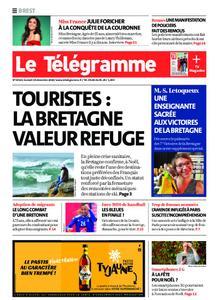 Le Télégramme Brest – 19 décembre 2020
