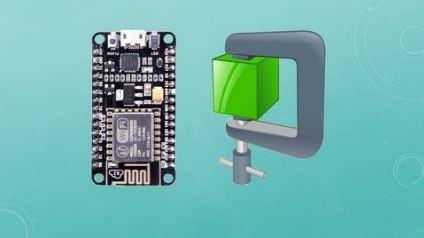 ESP8266 IoT Web server Optimization Using Arduino IDE