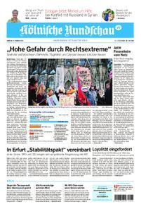 Kölnische Rundschau – 22. Februar 2020