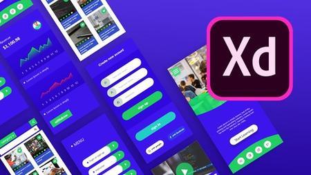 Adobe XD Masterclass : UI Designs