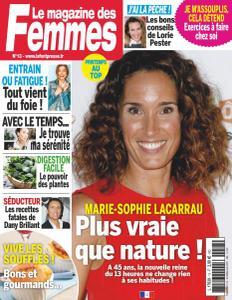 Le magazine des Femmes - Avril-Juin 2021