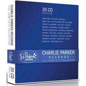 Charlie Parker Records: The Complete Collection, Vol. 9 - Barney Kessel + VA (2012 CP Records 233193/9 rec 1958}