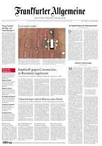 Frankfurter Allgemeine Zeitung - 12 August 2020