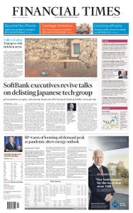 Financial Times Middle East - September 14, 2020