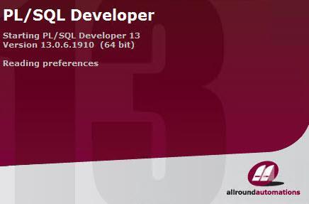 Allround Automations PL/SQL Developer 13.0.6.1910 Multilingual