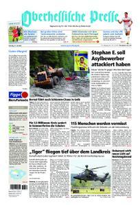 Oberhessische Presse Marburg/Ostkreis - 27. Juli 2019