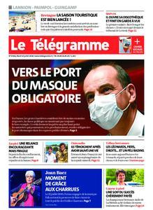 Le Télégramme Guingamp – 14 juillet 2020