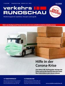 VerkehrsRundschau - 06. April 2020