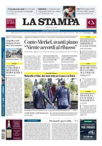 La Stampa Imperia e Sanremo - 14 Luglio 2020