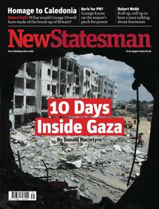 New Statesman - 8 - 14 August 2014