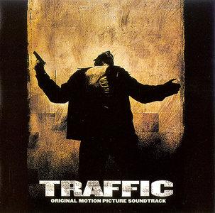 Cliff Martinez & VA - Traffic: Original Motion Picture Soundtrack (2000) with Fatboy Slim, Rocker's HiFi, Morcheeba, Brian Eno