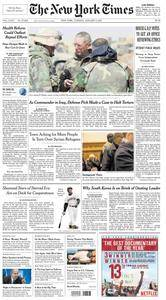 The New York Times  January 03 2017