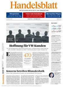 Handelsblatt - 01. Oktober 2019