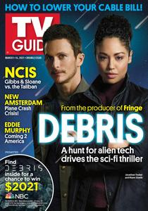 TV Guide – 01 March 2021