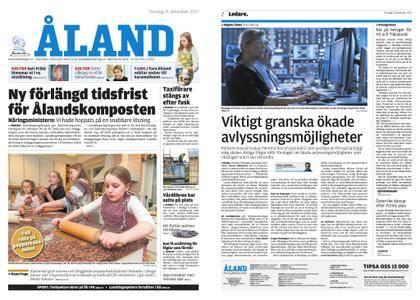 Ålandstidningen – 21 december 2017