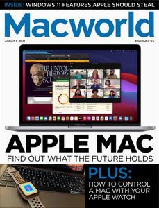 Macworld UK - August 2021