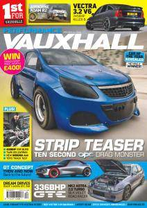 Performance Vauxhall - Issue 186 - April-May 2017