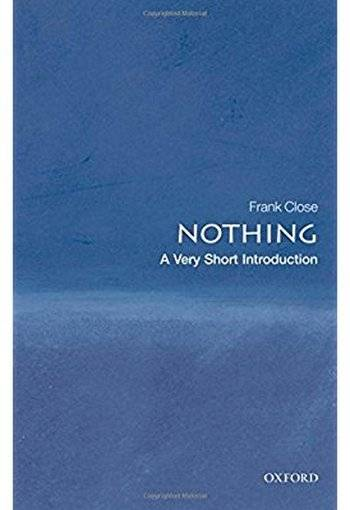 Nothing: A Very Short Introduction [Repost]