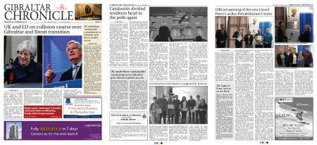 Gibraltar Chronicle – 21 December 2017