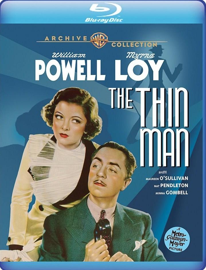 The Thin Man (1934) + Extras