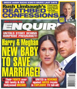 National Enquirer – March 08, 2021