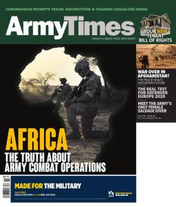 Army Times - March 23, 2020