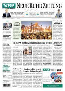 NRZ Neue Ruhr Zeitung Essen-Postausgabe - 17. Mai 2018